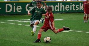 Bundesliga: Football: la Relève: Ici, sur le coup, les Professionnels de l'Avenir