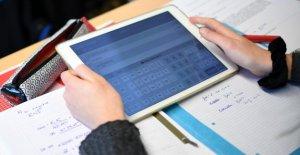 D'accord pour Digitalpakt: enfin, enfin, le rapide à l'Internet dans les Écoles?