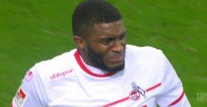 FC Cologne: Modeste en cas de Défaite contre Paderborn