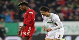 Football: a couru la Bundesliga Tour du Week-end - Vue