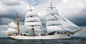 Gorch Fock-Chantier naval-la Faillite de soi-disant dans les Cours du Mercredi