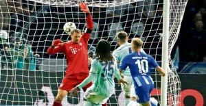 Hertha en Coupe contre le Bayern: Quatre...