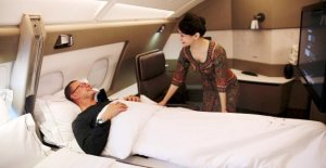 Journaliste Michael Pilote de l'A380: C'était l'Amour au premier Vol