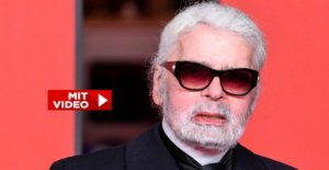 Karl Lagerfeld: Que signifie ce Instagram...