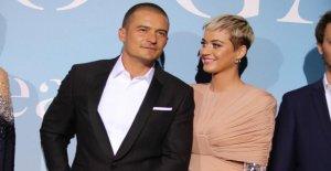 Katy Perry et Orlando Bloom: les Fiançailles de la saint-Valentin!