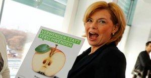 Klöckner veut Alimentaire le Gaspillage d'ici 2030, réduire de moitié