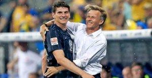 L'Ex-Entraîneur du Bayern Jonker: Je peux aussi l'1.FC Nuremberg sauver!