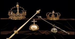 Le butin est de 6 Millions d'Euros de valeur: de 22 Ans avoue Vol des Joyaux de la couronne