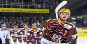 National League: Servette Tanner Richard n'est pas un 0815 de Type de Vue