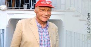 Niki Lauda: Formule 1-Légende récupère des Conséquences de ses Poumons-OP
