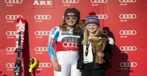 Shiffrin après 4. Titre de champion du monde avec touchantes Paroles de Vue