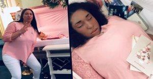 Surdosage: Avec ces Photos, met en garde un deuil Sœur de l'Héroïne