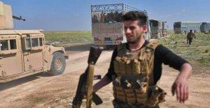 Syrie: 200 Civils de quitter la dernière ISIS-Village