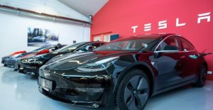 Tesla Model 3 est sur le Marché allemand, après 3 Ans d'Attente