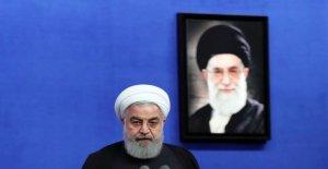 US-Iran-chargé de mission: la Population prévoit Dette à, le Président Rouhani