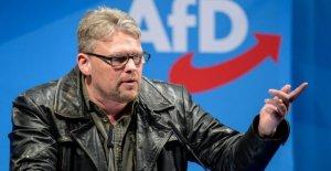 AfD: le Procureur déterminée en raison d'Affiche de Wahlkampfhilfe
