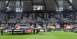 Allemagne - Serbie: Fan-Choré pour Hummels, Müller et Boateng
