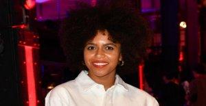 Aminata Belli: ZDF, Présentatrice veux juste une fois, juste pour sauver le Monde