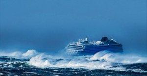 Après Albtraumreise: Viking Sky Clients pourront profiter Gratuitement de la Croisière