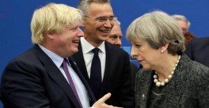 Brexit-Chaos: Putsch des Plans contre Theresa May – vient, Boris Johnson de retour?