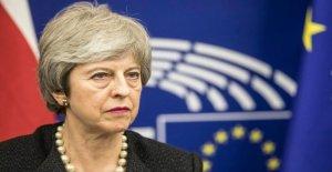 Brexit-Traité: May représente un tiers du Vote à la chambre des communes éligibles
