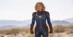 Captain Marvel: Ce que Brie Larson sur l'ensemble total des partis trouvé