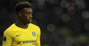 Chelsea se plaint auprès de l'Uefa: Hudson-Odoi raciste offensé?