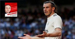 Chronique de Rob Hughes: Toute l'Ajax gagne autant que Gareth Bale