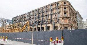 Cologne: la Ville est dans l'Espace public, toujours gris
