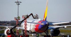 Concurrent Boeing dans la Crise: Airbus vendus 300 avion pour la Chine