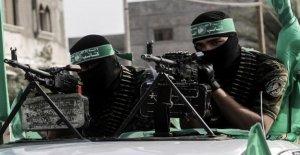 Contre le Hamas: Pourquoi les Palestiniens, les Protestations de tous, peu importe?