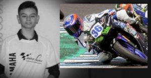 Course de moto en Espagne: Marcos Garrido (14) meurt après un Accident