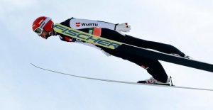 De vol à ski à Planica: Markus Eisenbichler gagne la première Coupe du monde
