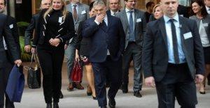 Décision de Bruxelles: PPE suspendus Parti d'Orban