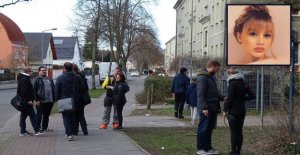 En privé, Recherche dans Henningsdorf: à la recherche d'Amis sur le Cimetière de Rebecca