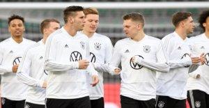 Équipe nationale: Niklas Süle et Matthias Ginter parler en IMAGE