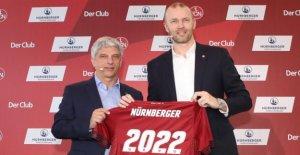 FCN: Merci les Fans!: Le sponsor principal reste 1.FC Nuremberg fidèle