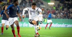 Fortuna Düsseldorf: moins de 21 ans, l'International Emmanuel Iyoha devrait prolonger