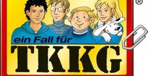 Francfort: la première avec Originalsprechern: TKKG aller sur le Tour