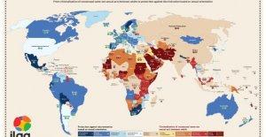 ILGA-rapport Annuel: Ainsi en est-il pour le mondial LGBT Acceptation