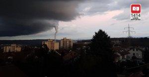Illusion d'optique: Un Regard sur la Wolkenfabrik