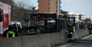 Italie: Conducteur caché bus Scolaire à Milan – 51 Enfants de fuir dans la Panique