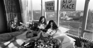 John Lennon et Yoko Ono: Votre de Protestation,...