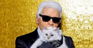 Karl Lagerfeld († 85): Son Chat Choupette publié Trauerkollektion
