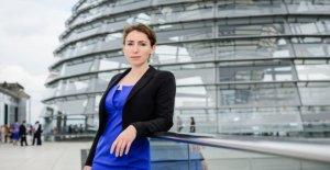 L'AfD veut Harder-Kühnel en tant que députés du Bundestag Vice imposer