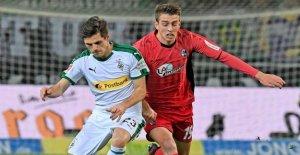 Le Borussia Mönchengladbach: Hofmann à un nouveau Contrat