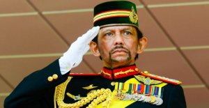 Le Sultanat de Brunei: les Homosexuels...