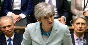 Le parlement arrache May le Contrôle: Prochaine Défaite dans le Brexit Chaos
