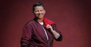 Lets Dance: Candidate Kerstin Ott: Il m'est plus facile, extrêmement masculin