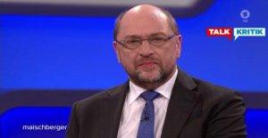 Maischberger: des Émeutes depuis le Retour de Martin Schulz